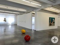 "Aktueller Einblick in die Ausstellung ""Kunst Reutlingen 2020"" (© Kunstmuseum Reutlingen |Galerie & Kunstverein Reutlingen. Foto: Elisabeth Weiß)"