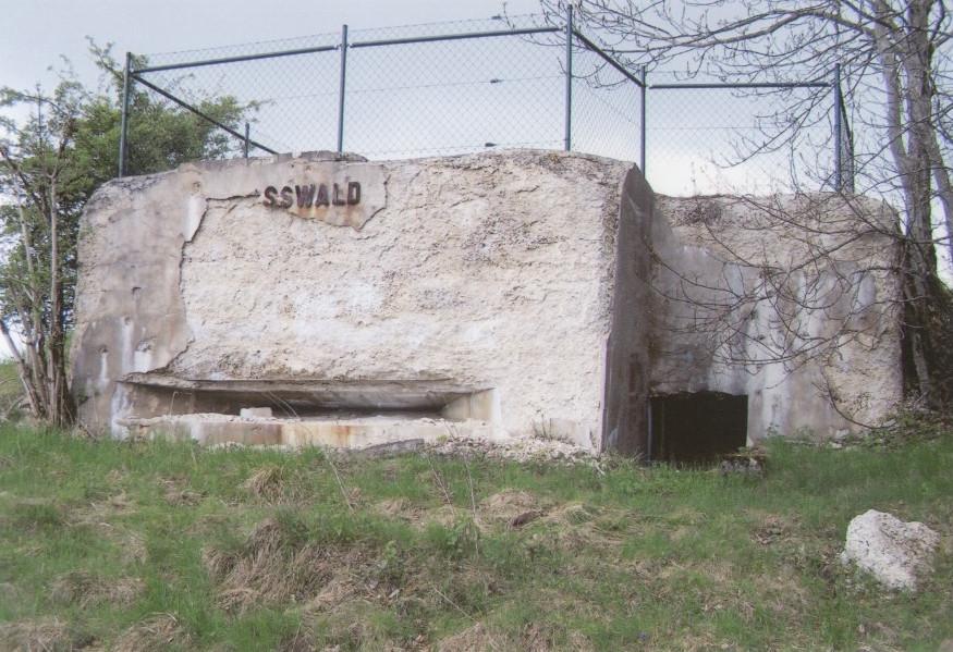 "Bunker ""Osswald"" (Fotograf: Norbert Hermann)"