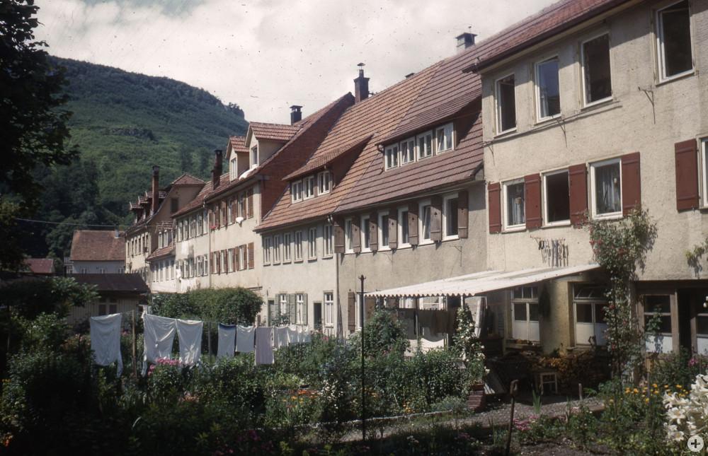 Webervorstadt Bad Urach