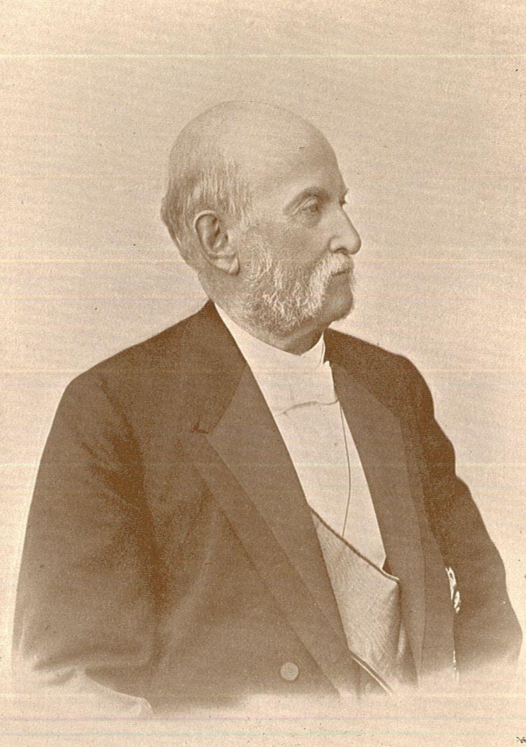 Freiherr Hermann von Mittnacht
