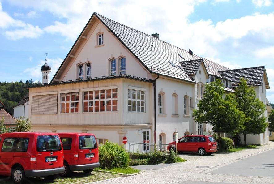 Olga-Vera-Haus in Mariaberg