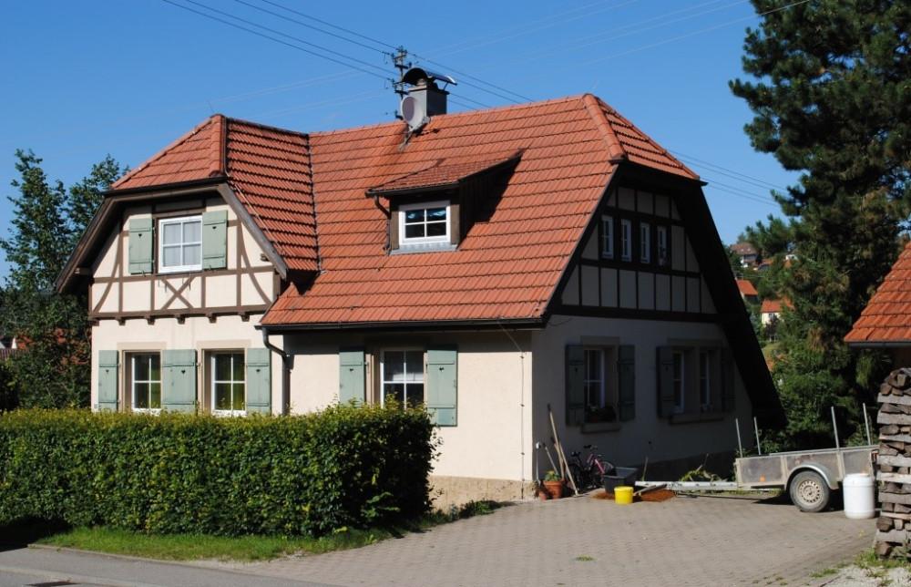 Forstwartsgebäude in Gomadingen