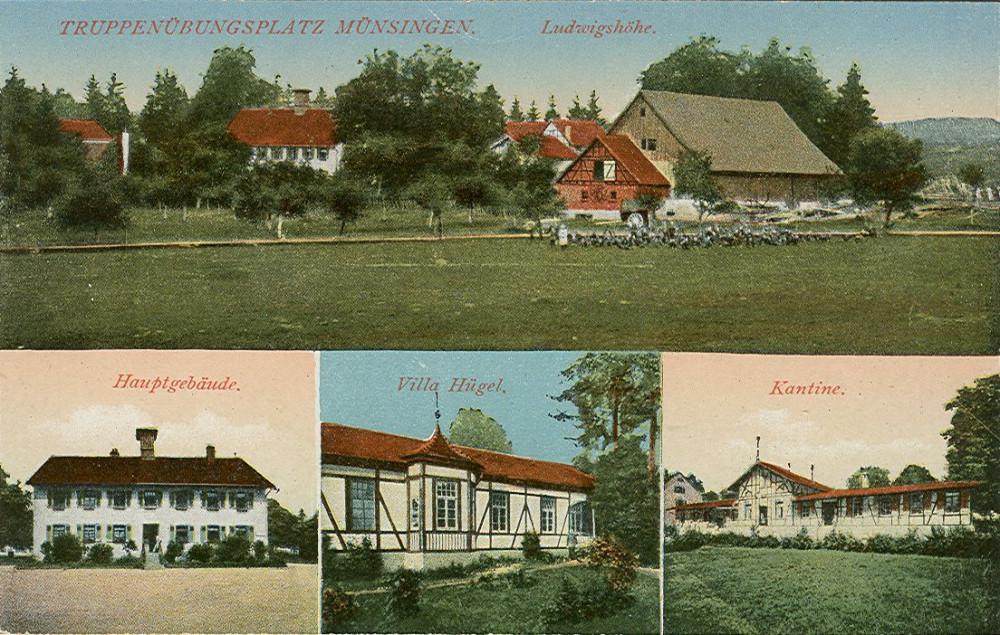 Ludwigshöhe, um 1910 (KART S 6 Nr. 951)