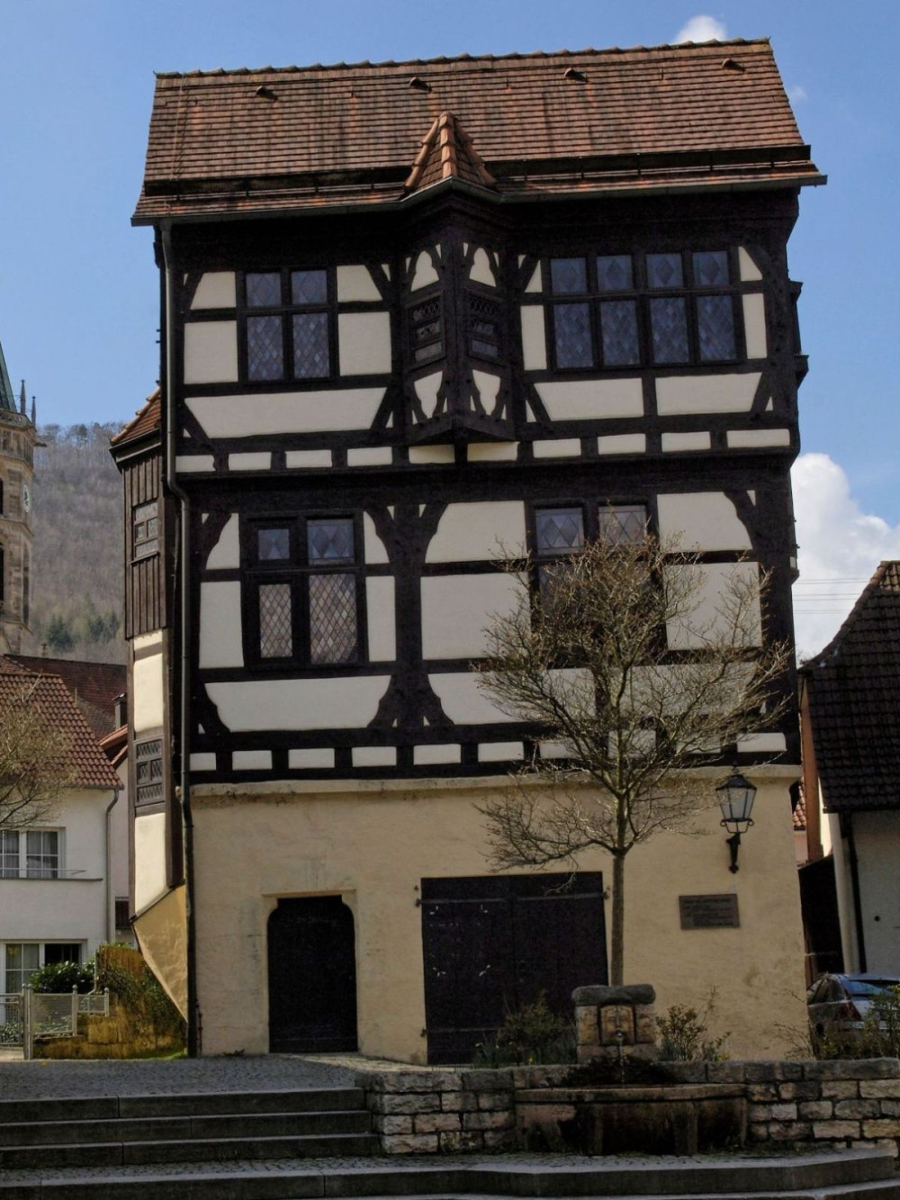 Haus am Gorisbrunnen