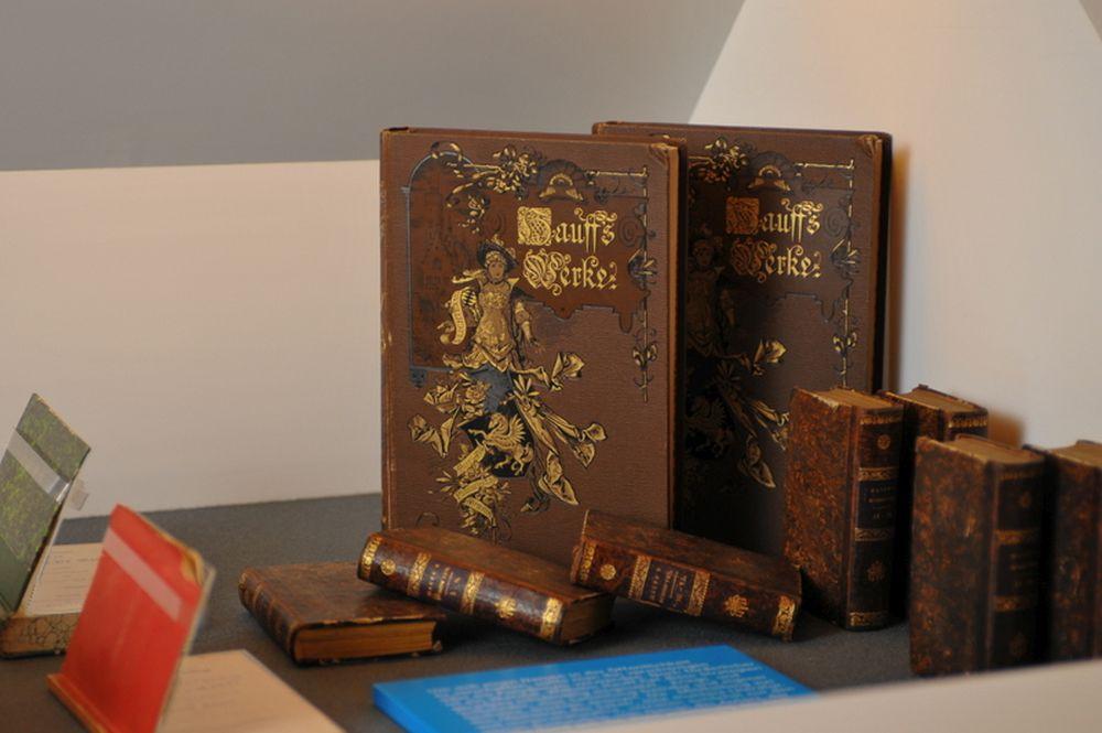 Bücher von Wilhelm Hauff