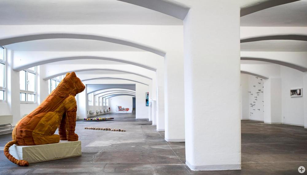 Blick in die Galerie
