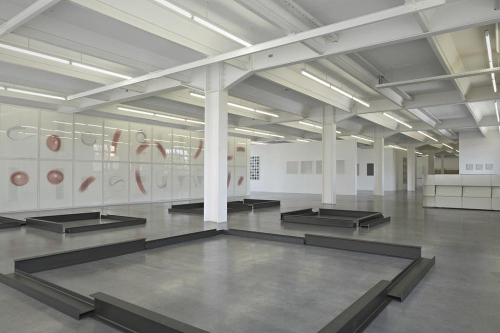 Blick ins Reutlinger Kunstmuseum / konkret