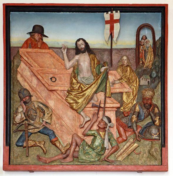 Auferstehungsrelief