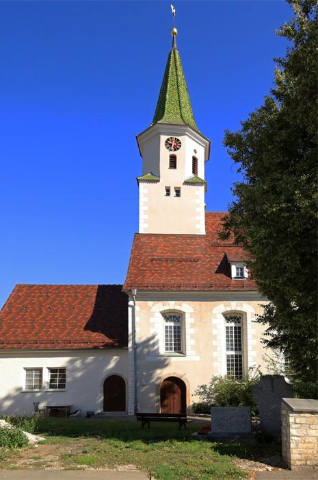 Blasiuskirche Kleinengstingen