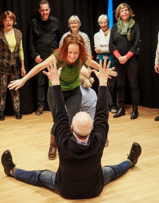 Alle können Theater, Foto: TPZ