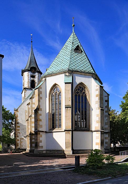 Martinskirche in Pfullingen