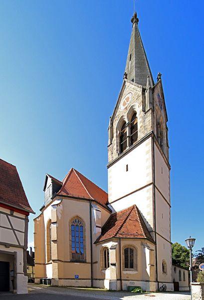 Die Martinskirche