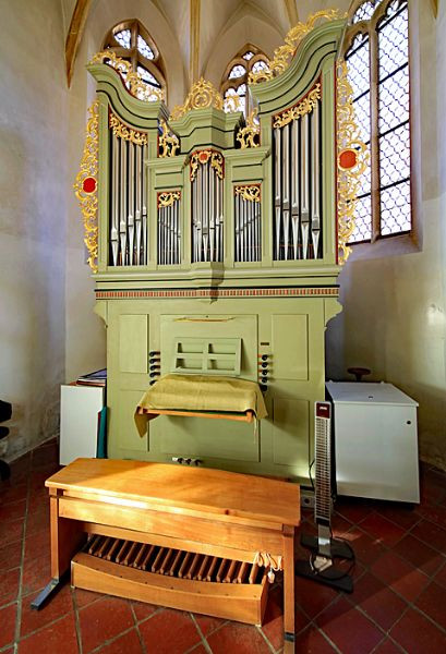 Orgel, Andreaskirche