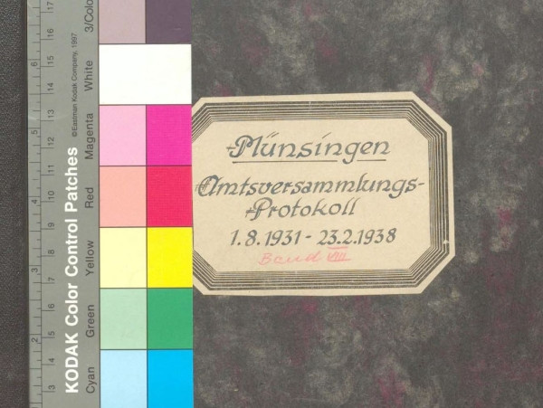 Amtsbuch